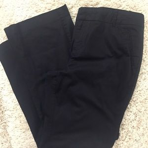 Merona Pants - [Merona] black pants women's 16 fit 2